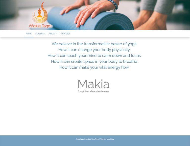 Makia Yoga